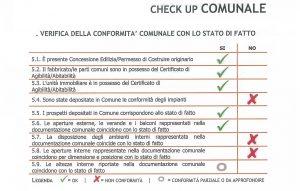 Check up comunale